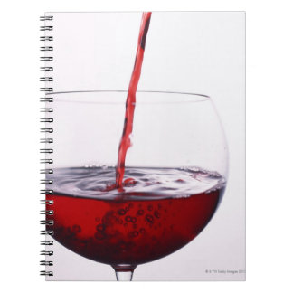 Red Wine Note Books