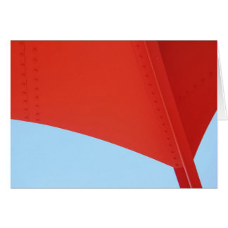 Red Wing Greeting Cards