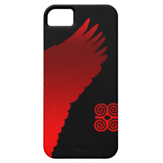 Red Wing iPhone 5 Covers