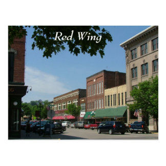 Red Wing Postales
