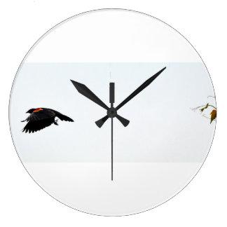 Red Wing Reloj De Pared