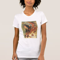 Red Wing Vintage Songbook Cover T-Shirt