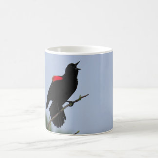 Red-winged Blackbird Coffee Mug