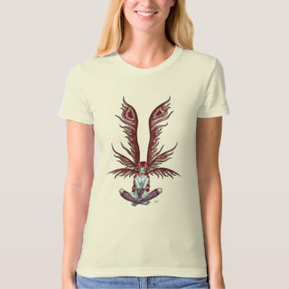 Red Winged Faerie T-Shirt
