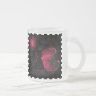 Red Winged Fairy Coffee Mugs