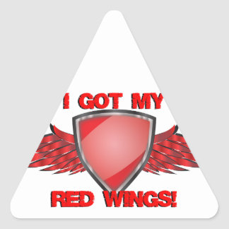 Red Wings Sticker