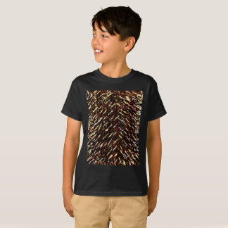 Red Wolf Skind Design T-Shirt