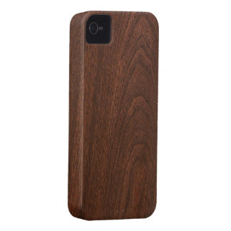 red wood texture iPhone 4 cases