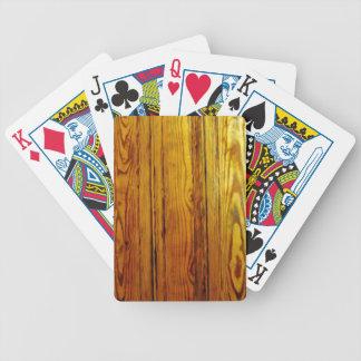 Red wooden furniture interior design texture card deck