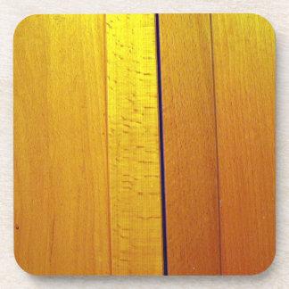 Red wooden interior design texture drink coasters