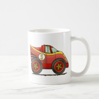 Red World Manufactures Championship Car Mugs