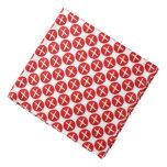 Red X - No - Symbol Kerchiefs