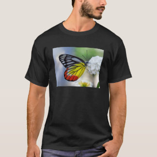 Red yellow butterfly Painted Jezebel T-Shirt