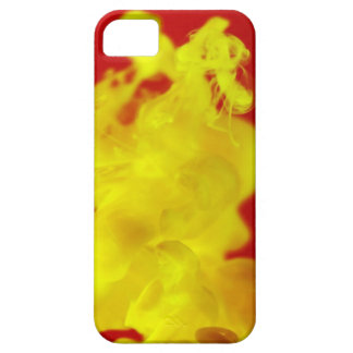 Red Yellow Fire Ink Drop Photography iPhone SE/5/5s Case