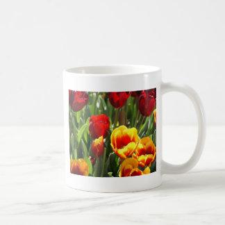 Red & Yellow Tulips Mug
