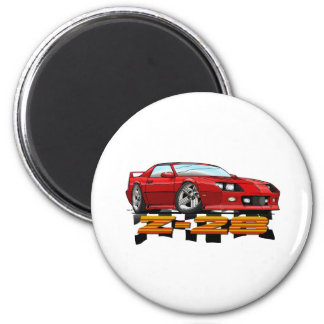 Red_Z28_3G Magnet