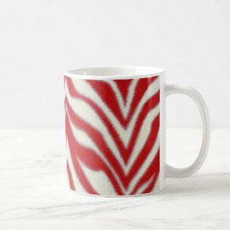 Red Zebra Mug