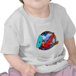 Red Zero T Shirt
