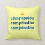 redacta la almohada de la compasión