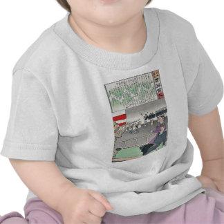 Redactor americano sorprendido por Kobayashi, Camisetas