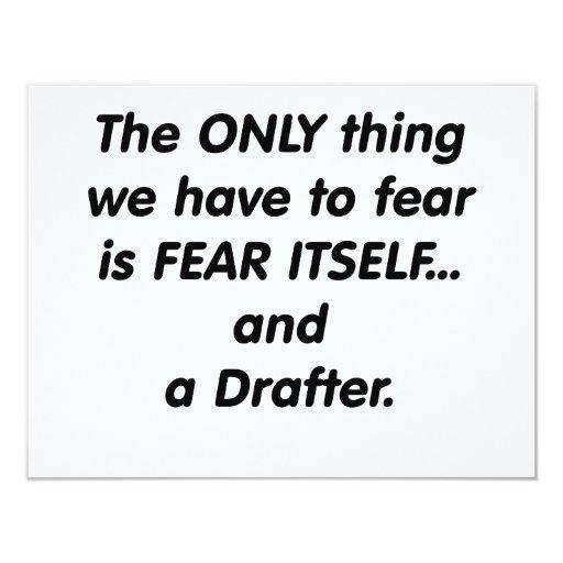 redactor del miedo comunicado