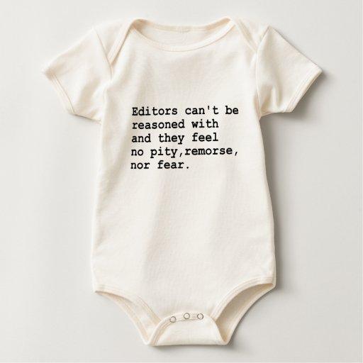 Redactores Mamelucos De Bebé
