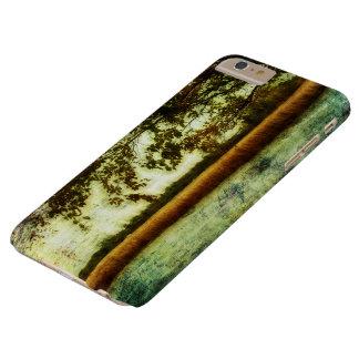 Redaing in The Marsh Iphone 6 Plus Case