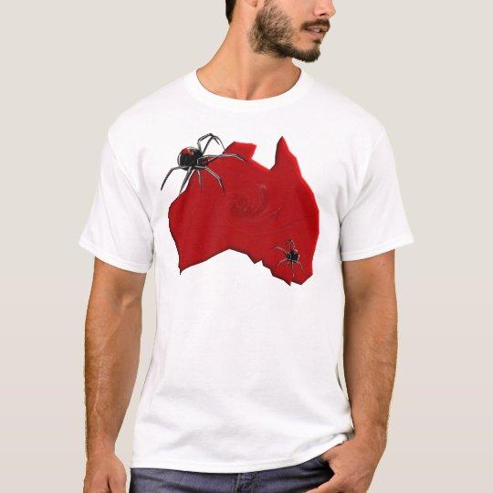 Redback Spider Australia T-Shirt