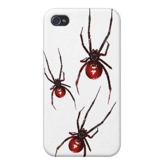 Redback Spider Case For iPhone 4