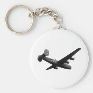 RedBallExpress Carpetbagger B-24 Liberator Keychain