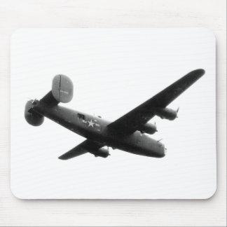 RedBallExpress Carpetbagger B-24 Liberator Mouse Pad