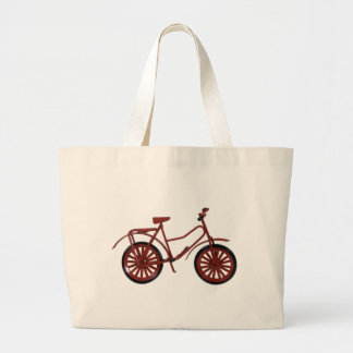 RedBicycle030310 Tote Bags