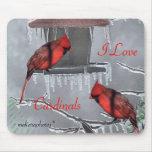 Redbird Mousepad-customize