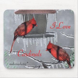 Redbird Mousepad-customize Mouse Pad