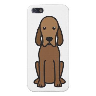 Redbone Coonhound Dog Cartoon Case For iPhone 5