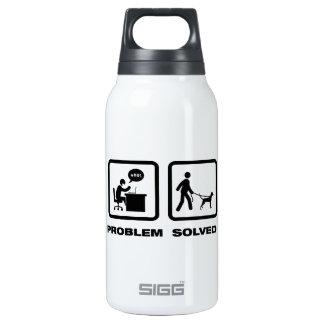 Redbone Coonhound Thermos Water Bottle