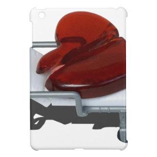 RedBrokenHeartGurney092715.png iPad Mini Cases