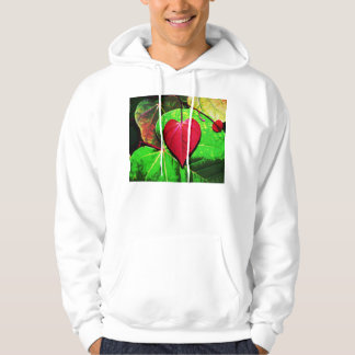 Redbud Heart Leaf Hooded Pullovers