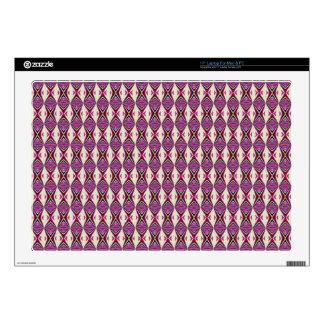 Redbud Pattern Laptop Decal