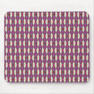 Redbud Pattern Mouse Pad