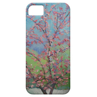 Redbud Tree iPhone SE/5/5s Case