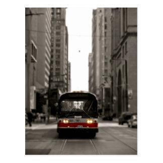 redbus postcard
