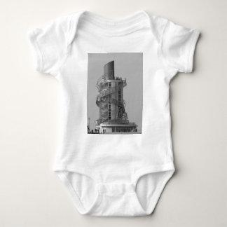 Redcar Beacon tower Baby Bodysuit
