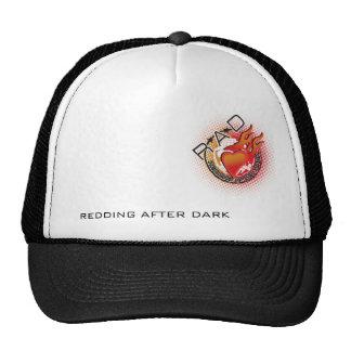 REDDING AFTER DARK TRUCKER HAT
