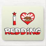 Redding, CA Mouse Pad