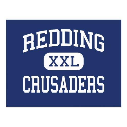 Redding Crusaders Middle Middletown Delaware Postcards