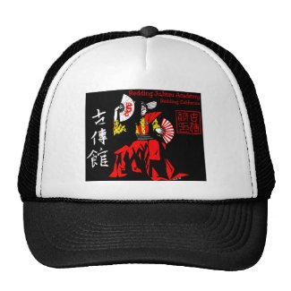 Redding JuJitsu Academy 2001 Shirt Trucker Hat