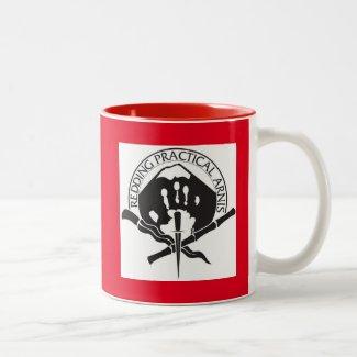 Redding Practical Arnis LOGO Classic White Coffee Mug