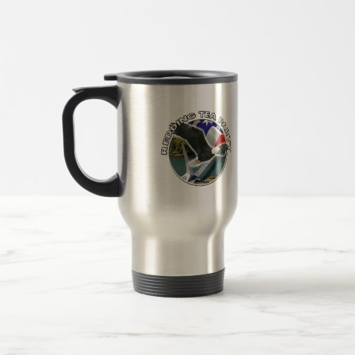 Redding Tea Party Coffee Mugs