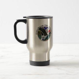 Redding Tea Party mug